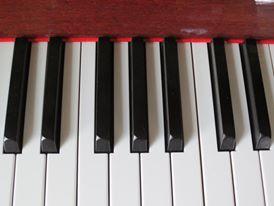 piano keys lars